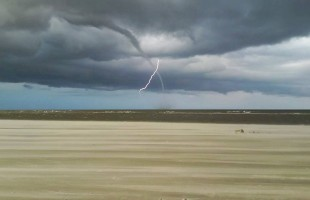 Photo taken Friday, August 21st at Hunting Island by Reba Timothy
