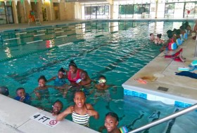 Beaufort YMCA helps local kids be safe around the water
