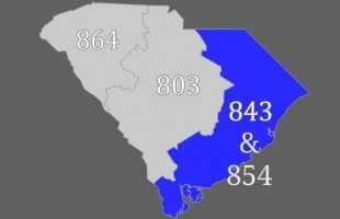 New area code coming to Beaufort on October 19th