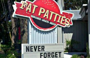 fat patties never forget