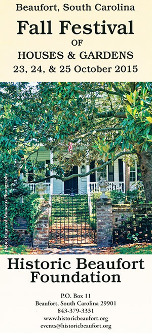 Things To Do In October In Beaufort