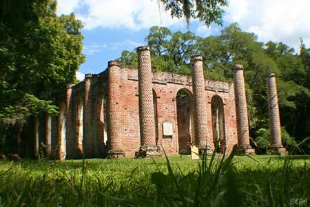 Old Sheldon Church Photo ESPB