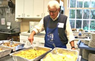 Parish Church of St. Helena Community Thanksgiving Dinner