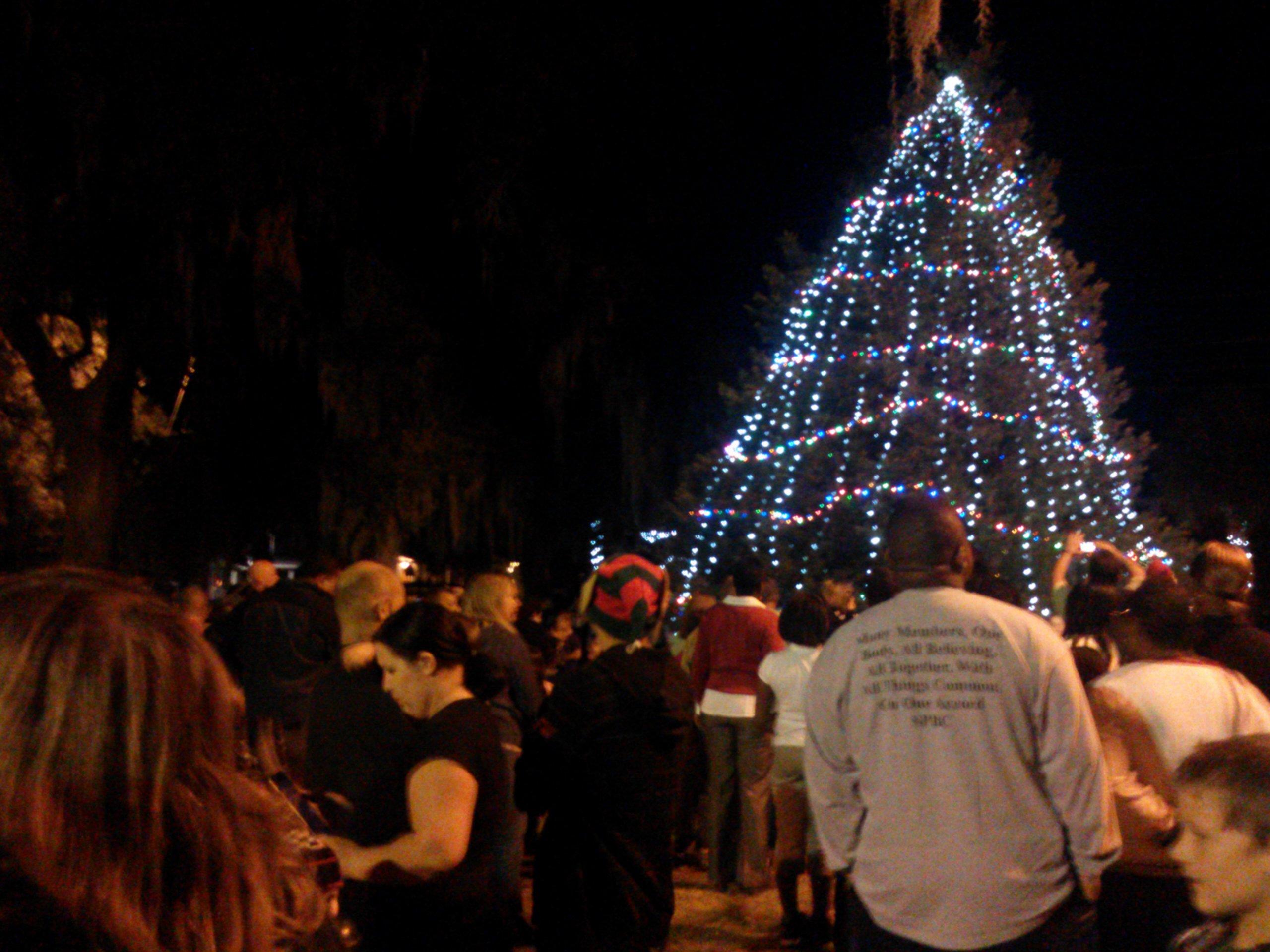 Port Royal Annual Christmas Tree Lighting