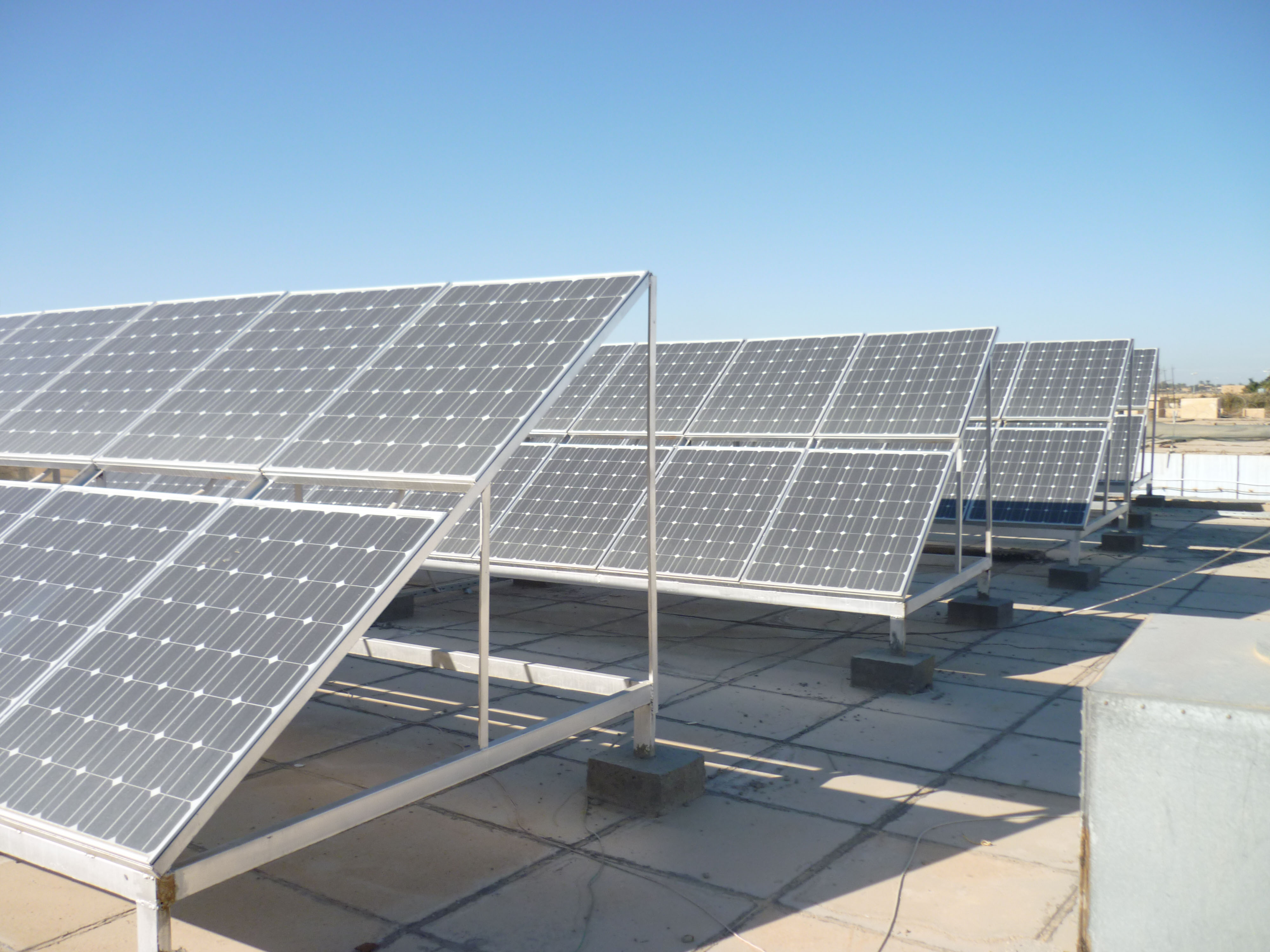Beaufort Considering Solar Energy To Power City Buildings