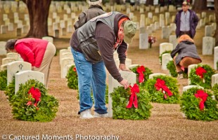 Wreaths Across America coming to Beaufort National Cemetery December 12th