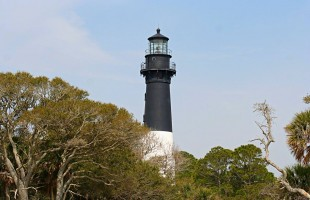 A weekend visit to the Hunting Island Lighthouse