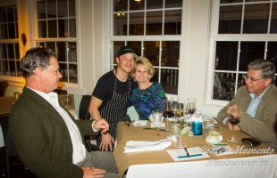 A night of food & fun with the Beaufort Film Festival