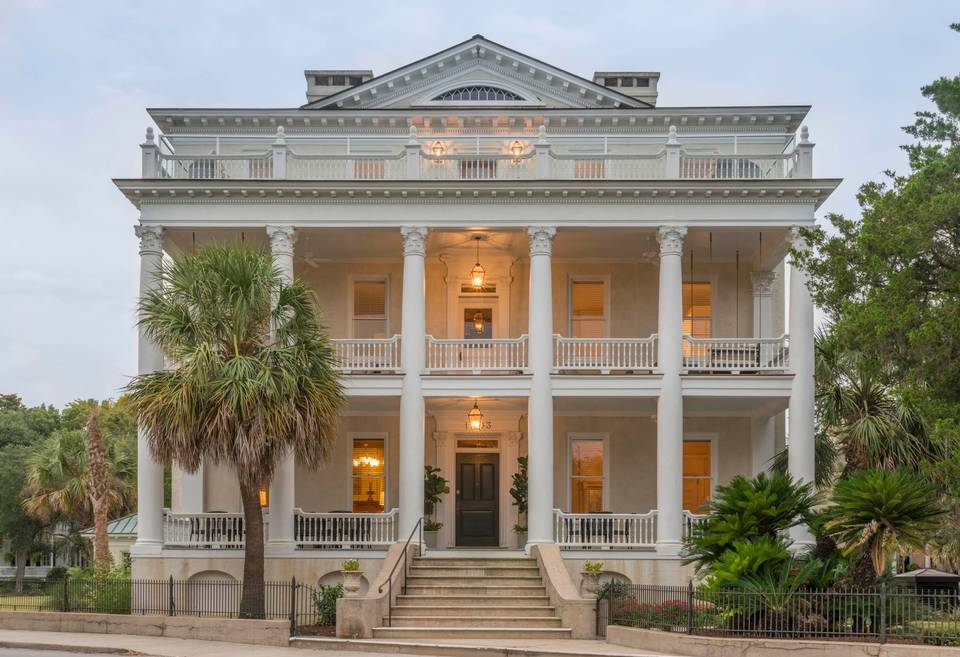Ten romantic things to do in beaufort sc for Beaufort sc architects