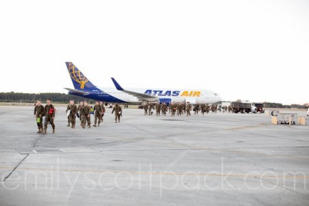 Coming Home: A hero's welcome