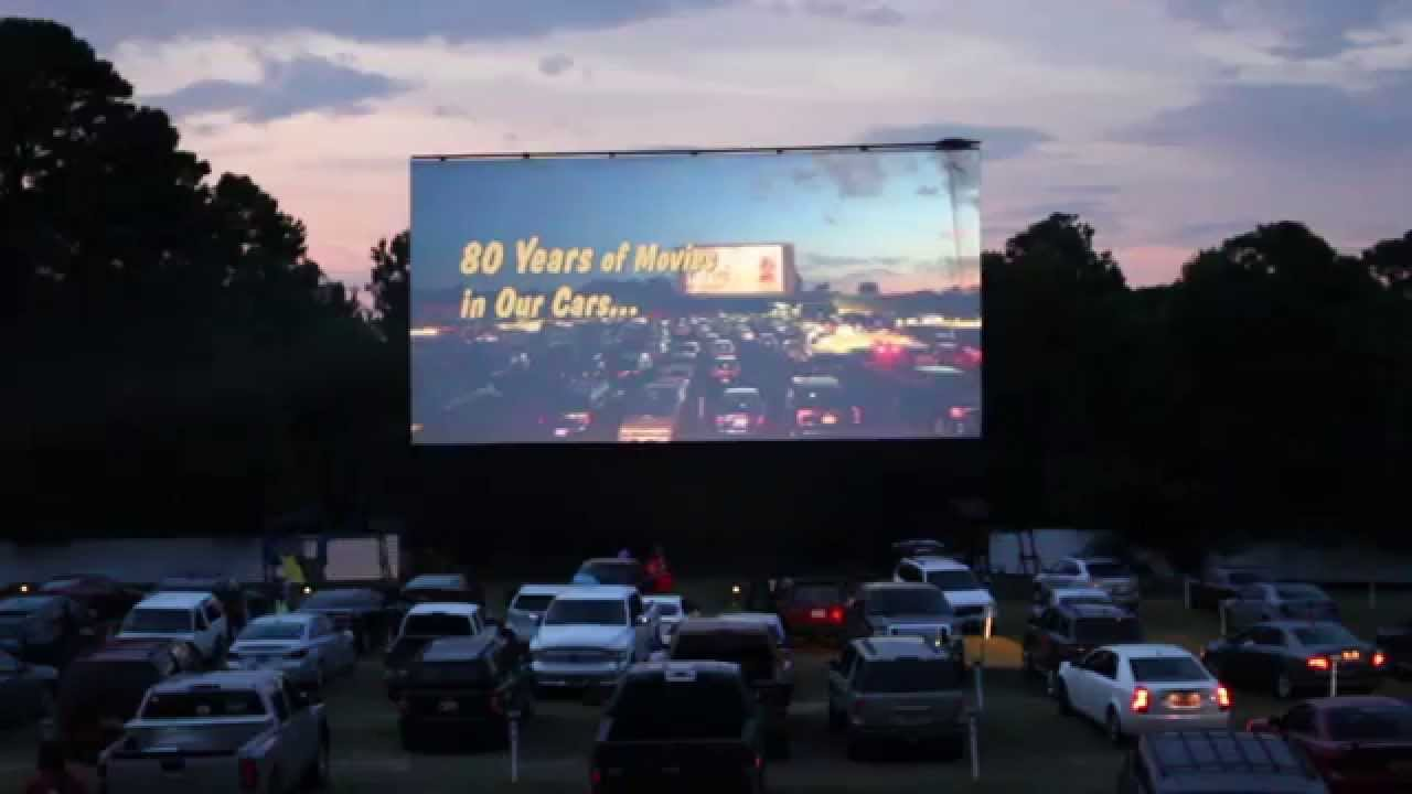 Making memories at the Highway 21 Drive In