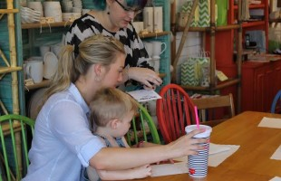 Keep it indoors with the kids during Beaufort's colder days