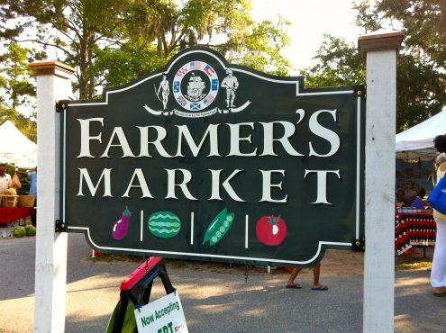 Port Royal's Farmer's Market...a local gem