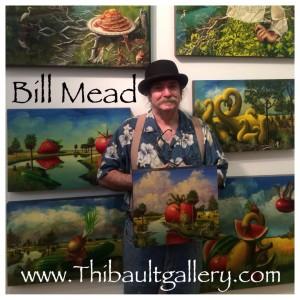 Bill Mead.  Photo courtesy Mary Thibault