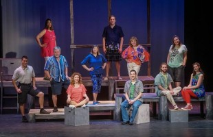 Godspell opens this weekend in Beaufort