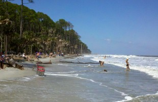 Hunting Island takes #2 in voting for Best East Coast Beach