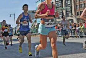 Local runner Denice Davis shines at Boston Marathon