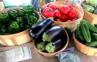 Eat right with finds from the Port Royal Farmer's Market