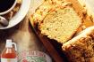 Peach Cider Pound Cake | Carolina Cider Co.