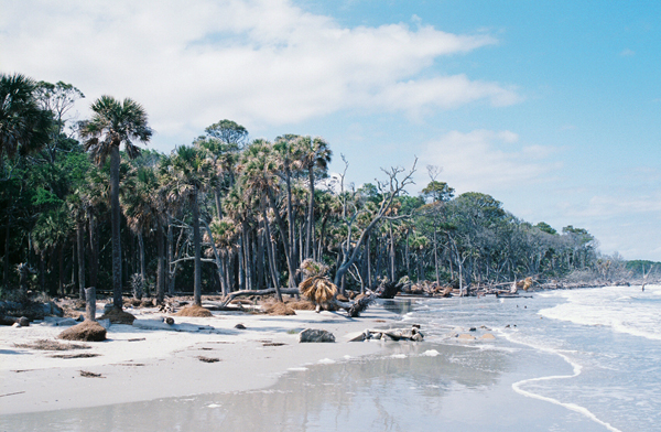 Hunting Island Beach Renourishment Project