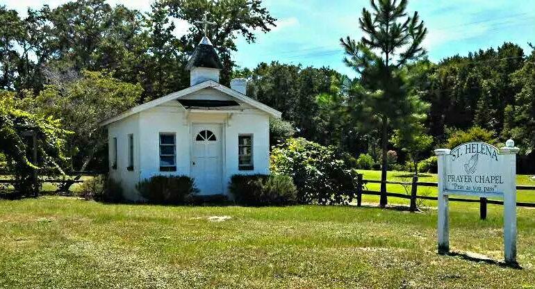 The St. Helena Island Prayer Chapel