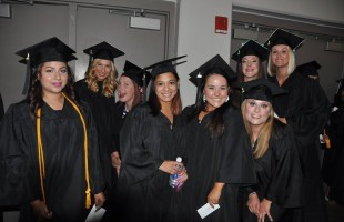TCL honors 379 graduates at Commencement