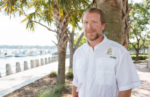 A 'Rendezvous by the River' with Commodore Chris Canaday