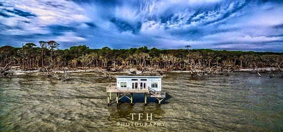Hunting Island State Park Cabins