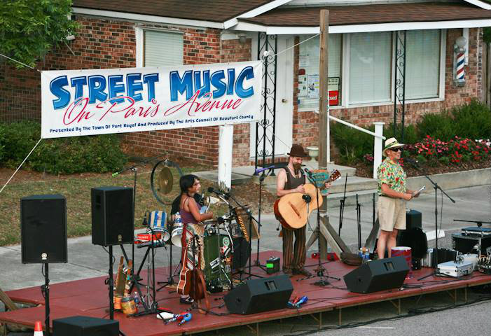 Fall Street Music free concert schedule released