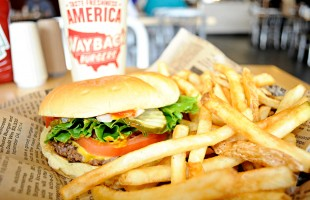 Wayback Burgers great new addition to Beaufort food scene