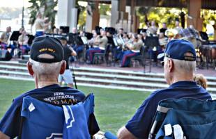 Beaufort honors its Vietnam Veterans
