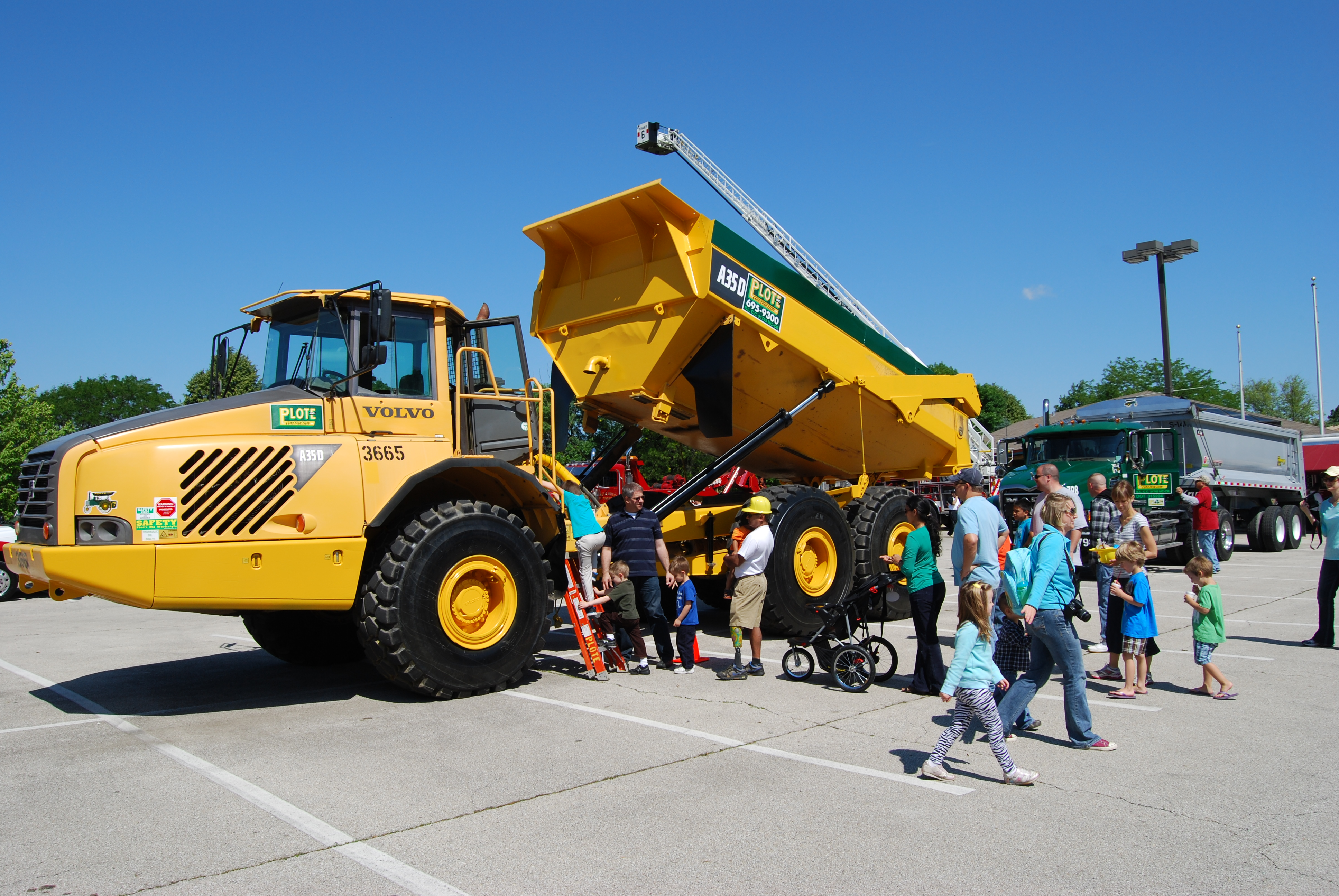 Hosted by the Junior Service League, Beaufort's first Touch a Truck event is coming to Port Royal on November 5th.
