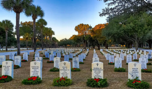 Wreaths Across America Beaufort