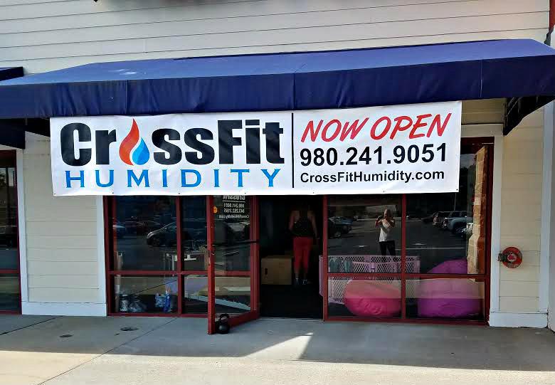 Port Royal's new CrossFit Humidity for everyone. ESPB photo