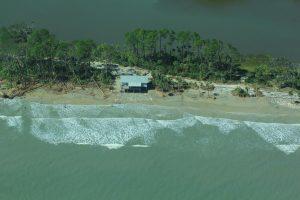 South Carolina Loses Nearly Half Of Sand Dunes To Matthew