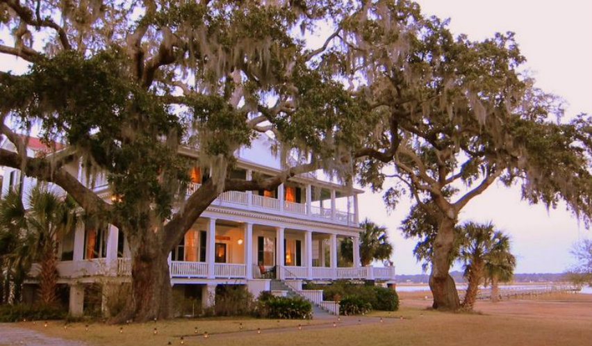 Tidalholm: One of beaufort's many larger than life historic