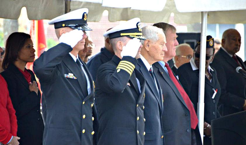 Honoring all vets on Veterans Day