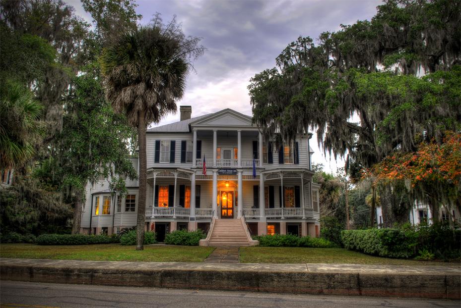 Historic Cuthbert House Named Top Ten Spot in U.S.