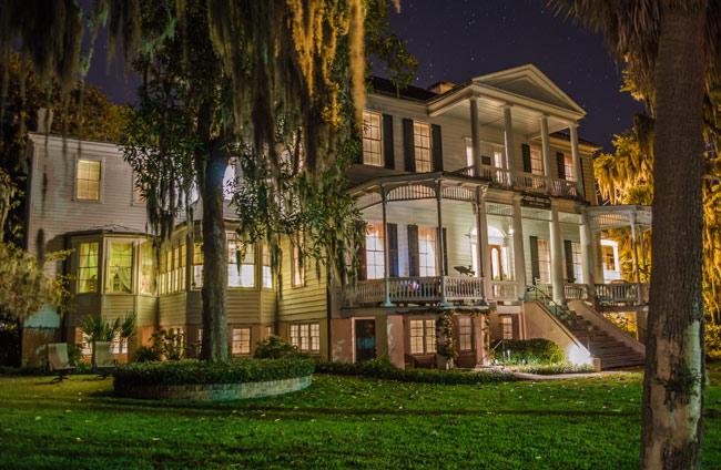 Historic Cuthbert House Named Top Ten Spot In U S Beaufort