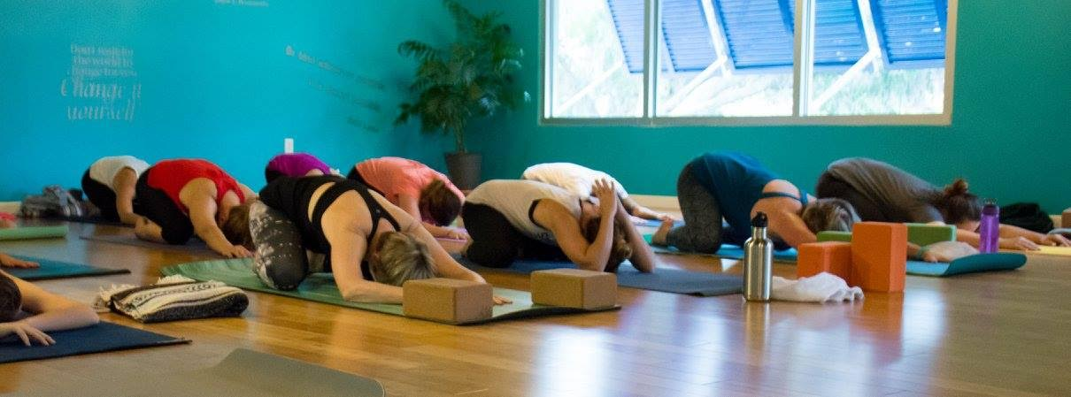 Nacktes Yogastudio South Carolina