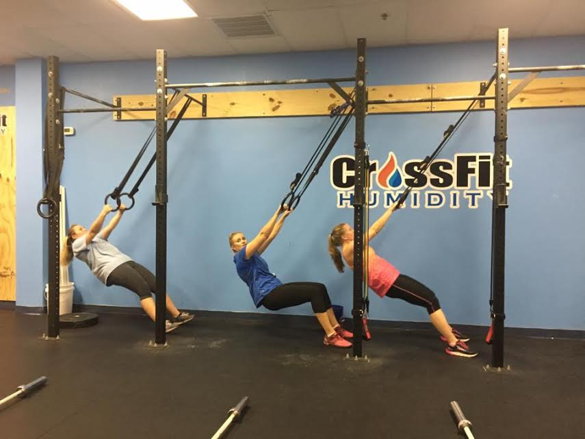 CrossFit Humidity