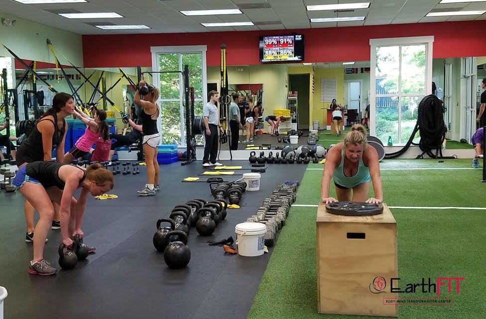 EarthFit Gym