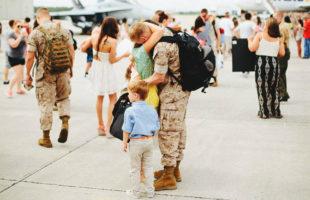 beaufort military life