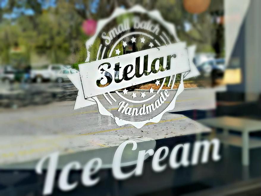 Stellar Ice Cream opened up at Lady's Island Shopping Center last weekend. ESPB photo