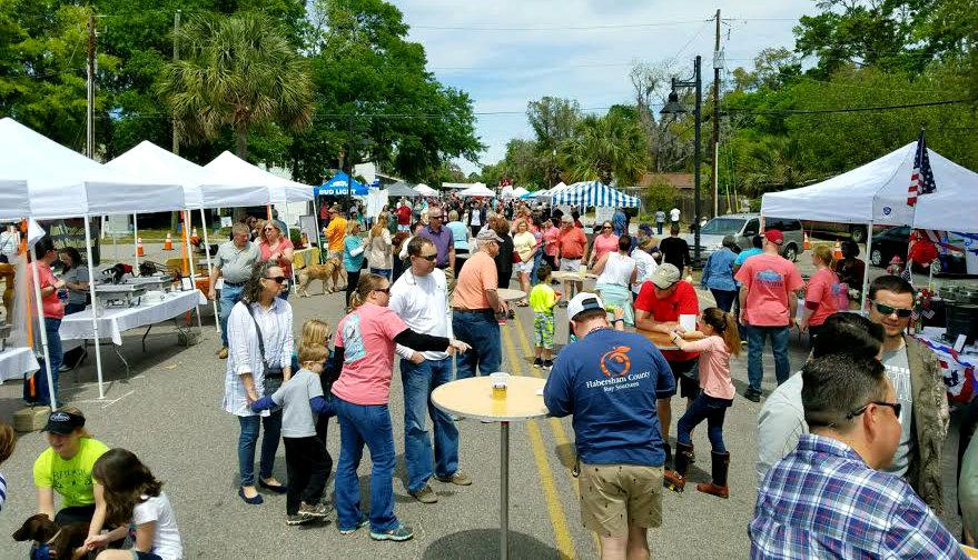 Bridges Prep's 4th Annual Block Party Shrimp & Grits Cookoff, April 8, 2017