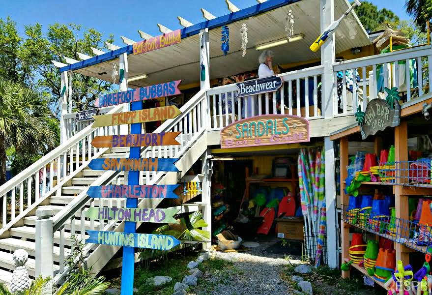 After 6 months of clean up and repairs, Barefoot Bubbas Surf Shop has finally near the end of the Spring Break season.