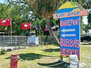Barefoot Bubba's – St. Helena Island