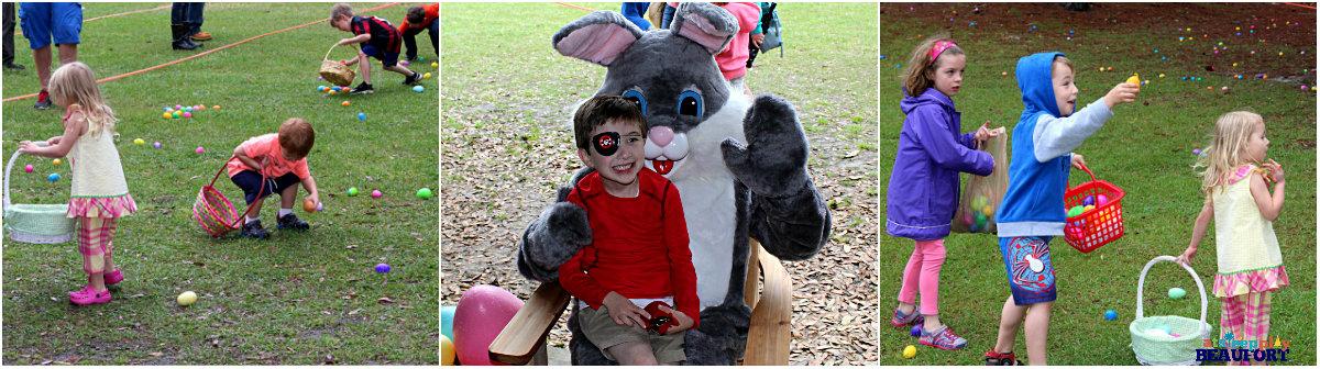 easter bunny beaufort