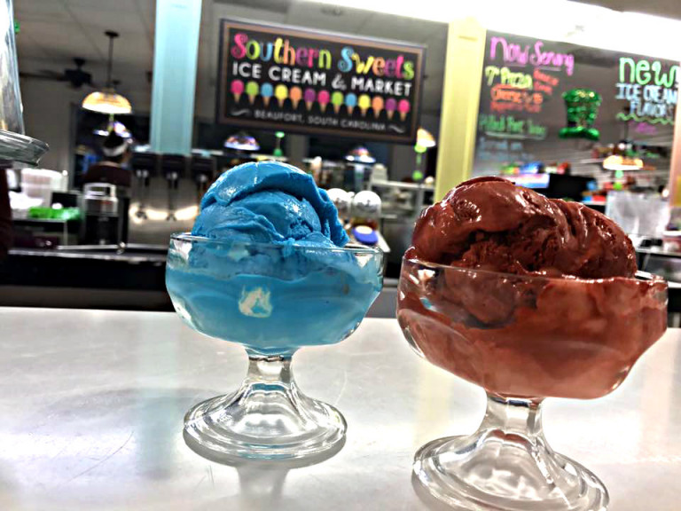Keeping It Cool: A round up of Beaufort Ice Cream Spots