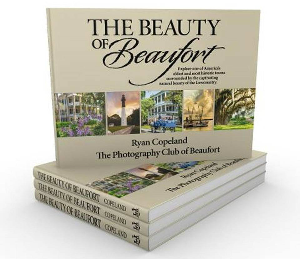 The Beauty of Beaufort, a new photography book written by Ryan Copeland will be available next month. Photo courtesy Lydia Inglett Publishing